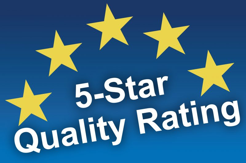5-Star Quality Rating